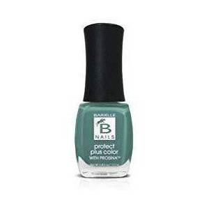 Barielle Ribbon & Lace (A Creamy Muted Teal) - Protect+ Nail Color w/ Prosina