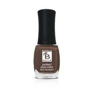 Barielle In Good Taste (A Chocolate Brown) - Protect+ Nail Color w/ Prosina