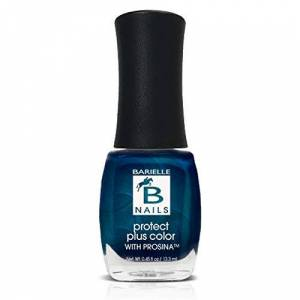 Barielle Sky's the Limit (A Sapphire Blue w/ Shimmer) - Protect+ Nail Color w/ Prosina