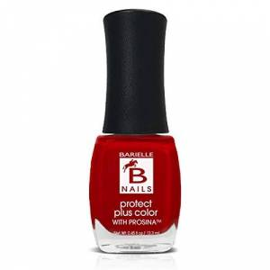 Barielle Blushing Beauty (Creamy Bright Red) - Protect+ Nail Color w/ Prosina