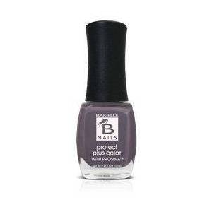 Barielle Taupe Notch (A Creamy Dark Taupe) - Protect+ Nail Color w/ Prosina
