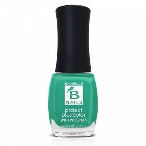 Barielle Head of the Class Green (A Neon Green) - Protect+ Nail Color w/ Prosina