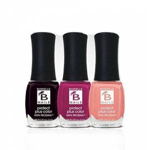 Barielle Flowers in Bloom 3-PC Nail Polish Bundle