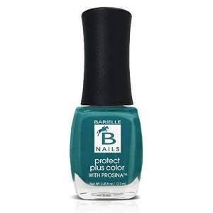 Barielle Under The Sea (A Scuba Blue) - Protect+ Nail Color w/ Prosina