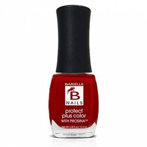 Barielle Academy Award (Creamy True Red) - Protect+ Nail Color w/ Prosina
