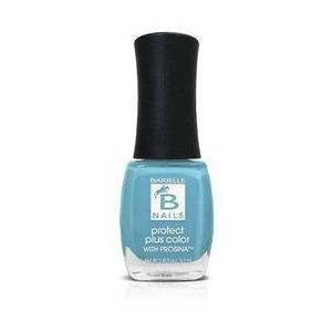 Barielle Magna Cum Laude Turquoise (A Neon Blue) - Protect+ Nail Color w/ Prosina