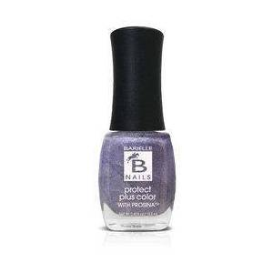 Barielle Jess' Champagne Toast (A Metallic Violet w/ Rose) - Protect+ Nail Color w/ Prosina