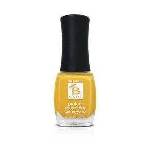 Barielle Lemondrops (A Sun Yellow Creme) - Protect+ Nail Color w/ Prosina