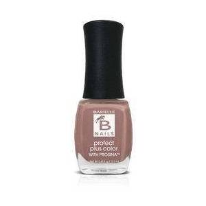 Barielle Belly Dance (A Nude Taupe w/ Shimmer) - Protect+ Nail Color w/ Prosina