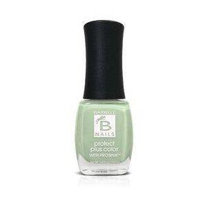 Barielle Mint Ice Cream Cone (A Creamy Light Mint Green) - Protect+ Nail Color w/ Prosina