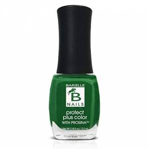 Barielle Lily of the Valley (An Irish Green w/ Shimmer) - Protect+ Nail Color w/ Prosina
