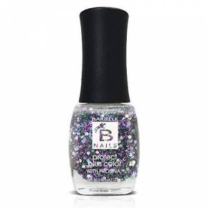 Barielle Gemstones (A Multi-Color Glitter) - Protect+ Nail Color w/ Prosina