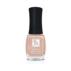 Barielle Pebbles in the Sand (An Opaque Beige Neutral) - Protect+ Nail Color w/ Prosina