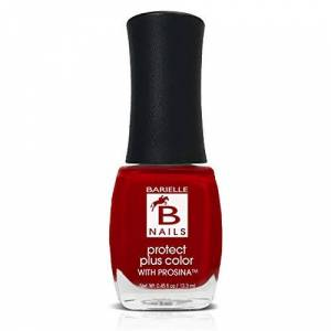 Barielle Vivacious (A Classic True Red) - Protect+ Nail Color w/ Prosina