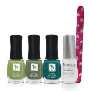 Barielle Shamrock Special 4-Piece Deluxe St Patricks Day Set