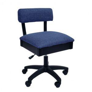 Duchess Blue Hydraulic Sewing Chair