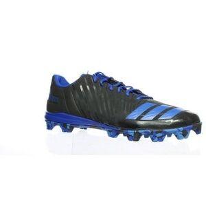 Adidas Mens Icon Md Blue Baseball Cleats Size 16 (Medium - 16), Men's(Synthetic)