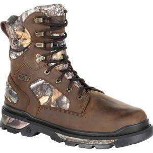 Rocky Rams Horn: 800G Insulated Waterproof Outdoor Boot, RKS0414 (Medium - 10.5), Men's, Brown