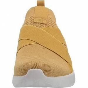 Skechers Women's Bobs Squad 2 Sneaker (Yellow - 7)