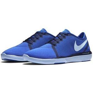 Nike Women's Lunar Sculpt Training Shoes (Blue/Loyal Blue/Ice Blue - 8), Blue/Loyal Blue/White Blue(Synthetic)
