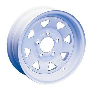 """Tredit Tire & Wheel 8-Spoke Wheel 15"""" x 4 1/2"""""""