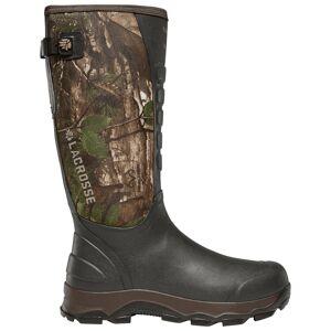 "LaCrosse Men's 4xAlpha 16"" Snake Boot, Realtree Xtra Green Camo"