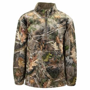 True Timber TrueTimber Men's Highpile NioRada Quarter-Zip Pullover