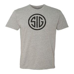 Sig Sauer Distressed Logo Short-Sleeve Tee