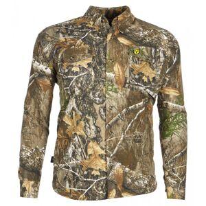 ScentBlocker Blocker Outdoors Shield Series Fused Cotton Button Up Shirt