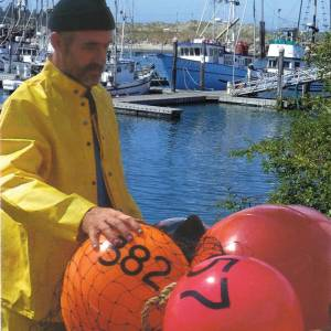 """Taylor Commercial Fishing Net Buoy, Neon Green (15"""" x 21"""")"""
