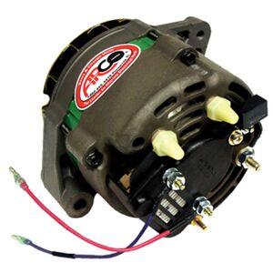 Arco Mando 65-Amp Alternator For Late Model Mercruiser, Multi-Groove Pulley