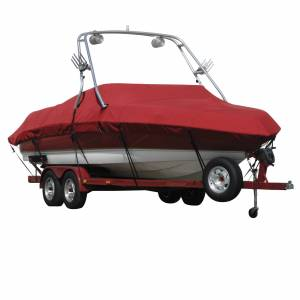 Covermate Sharkskin Boat Cover For Correct Craft Super Air Nautique Covers Platform