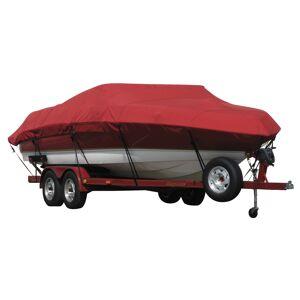Covermate Exact Fit Covermate Sunbrella Boat Cover For REGAL VALANTI 202 SE