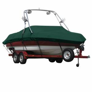 Covermate Sharkskin Boat Cover For Correct Craft Air Nautique 206 Covers Swim Platform