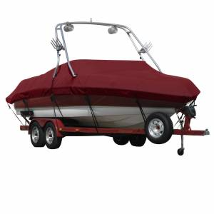 Covermate Exact Fit Covermate Sharkskin Boat Cover For COBALT 222 BR