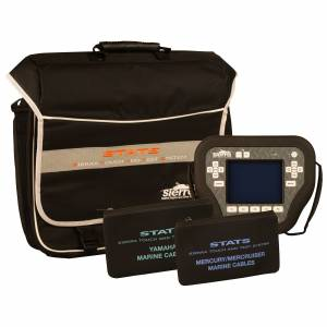 Sierra STATS Complete Diagnostic Kit For Mercury Marine, Sierra Part #18-SD105