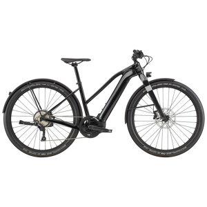 Cannondale Canvas Neo 1 Remixte Electric Bike '20  - Black - Size: Large
