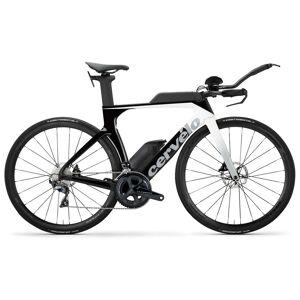 Cervelo P-Series Ultegra Triathlon Bike '20  - White/Light Grey - Size: 56