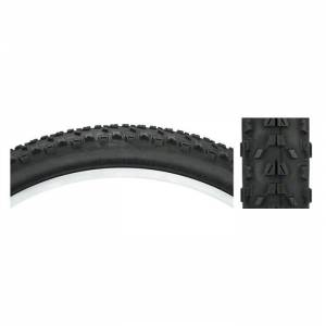 Maxxis Ardent 26x2.4 Folding Dual-Compound Exo Tubeless Tire  - Black - Size: 27.5