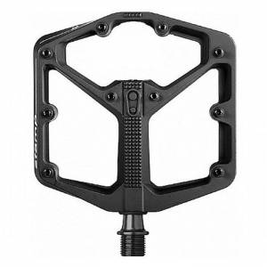Crank Bros Stamp 2 Pedals  - Raw - Size: Large