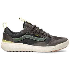 Vans Men's UltraRange EXO MTE Shoes  - Black - Size: 11.5