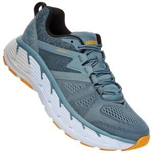 Hoka One One Men's Gaviota 2 Running Shoes  - Ocean/Argean Blue - Size: 8.5