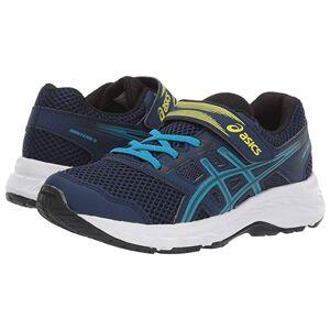 Asics Toddler Boy's Gel-Contend 5 Running Shoes  - Blue Expanse/Island Blue - Size: 2