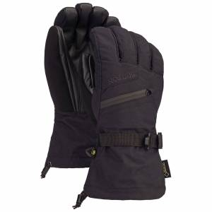 Ski The East Burton Men's GORE-TEX Gloves True Black  - True Black - Size: Small