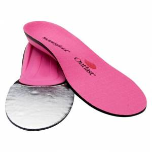 Superfeet Hot Pink Women's Footbed  - Multicolor - Size: B