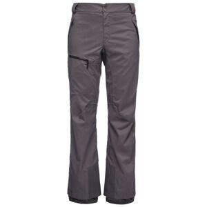 Black Diamond Men's BoundaryLine Shell Pants  - Anthracite - Size: Large