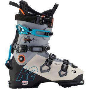 K2 Men's Mindbender 120 Ski Boots '21  - Sand/Black - Size: 28.5