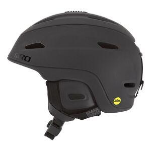 Giro Zone MIPS Snow Helmet  - Matte Black - Size: Medium