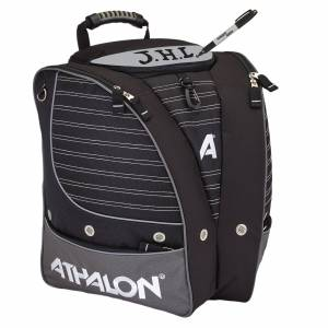 Athalon Tri-athalon Boot Bag  - Purple/Grey - Size: One Size