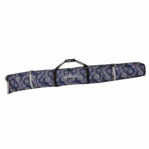 Athalon Single Padded Ski Bag  - Black - Size: 180 cm